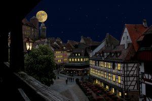 Haartransplantation Nürnberg | Bilder von der Altstadt