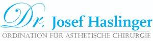 Dr. Josef Haslinger