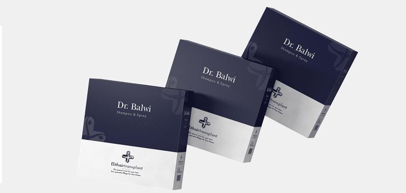Dr.Balwi Shampoo und Spray