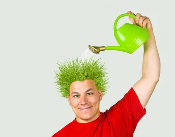 Haarwachstum pro Monat Haartransplantation 1