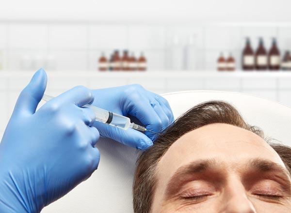 PRP-Behandlung-beim-Mann